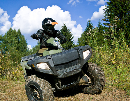 ATV Four Wheeler Insurance Quote